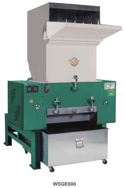 WSGE Film Granulator
